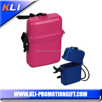 Professional plastic beach waterproof container for cell phone