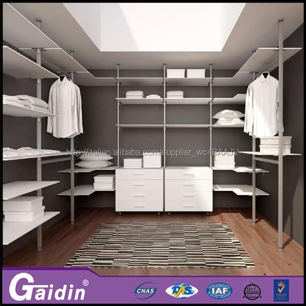 accessori meno costosi sistema arredo camera da letto in legno polo armadio  doppio colore cabina armadio-Guardaroba e armadi-Id ...
