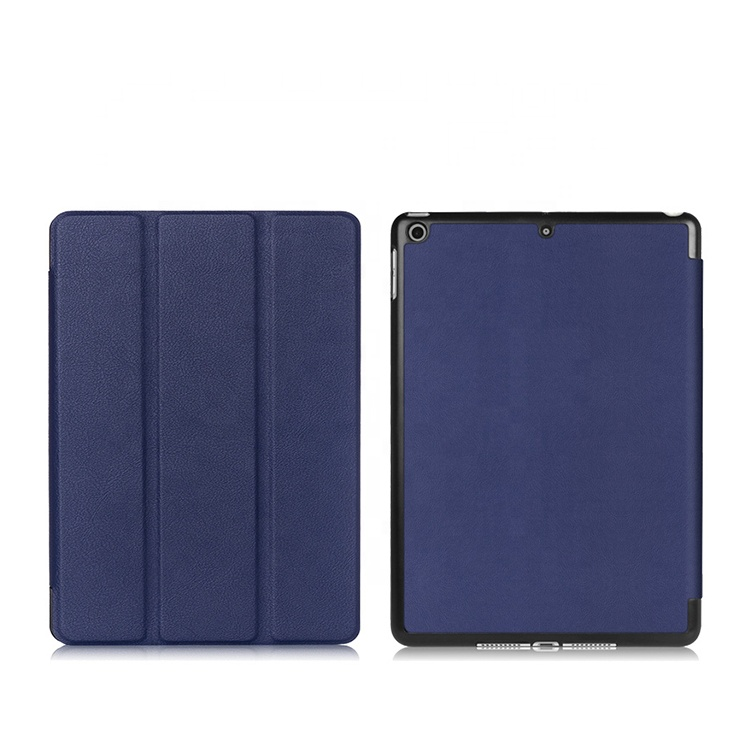 For 2018 <strong>iPad</strong> 9.7 inch Ultra Slim PU Leather Smart Cover tablet Case