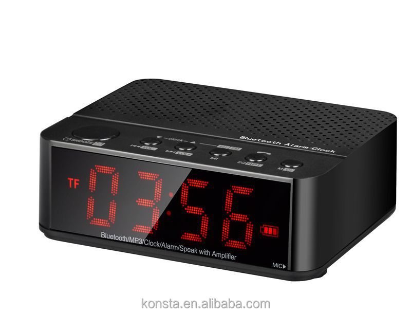 Buy It Now Night Vision Alarm Radio Clock With Mp3 Palyer Bc-01 ...