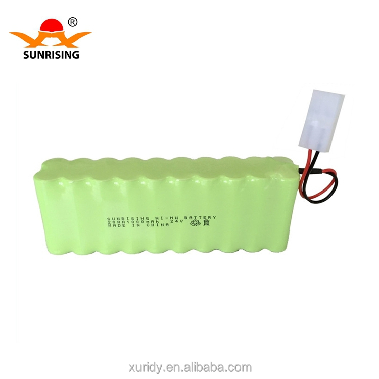 Nimh Battery Pack Aa X20 1000mah 24v Ni-mh Cells