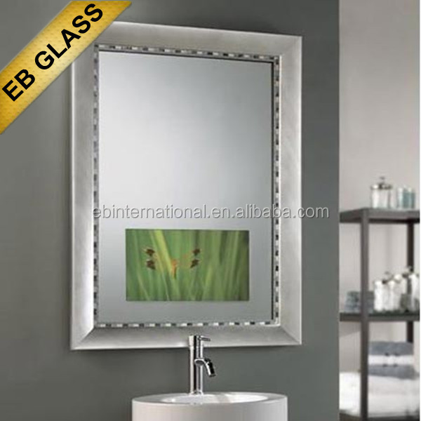 One Way Two Mirror Glass For Sale Half