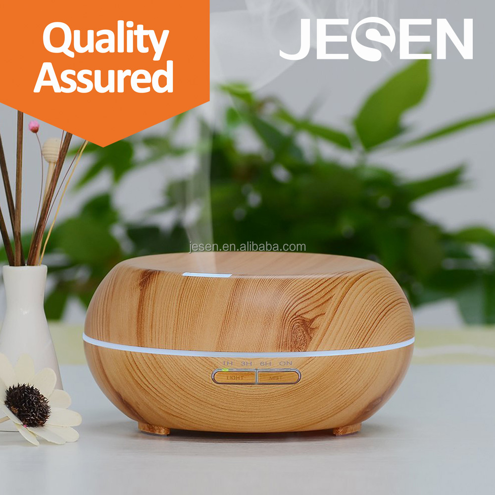 200ml wood Aromatherapy Essential Oil Diffuser,wood grain diffusers