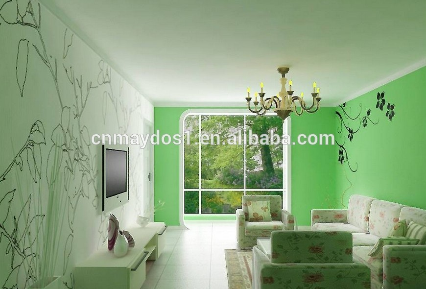 Water Proof Interior Wall Spray Paint Random Color Price Than Paper