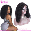 Luffy hair supply 22inch afro kinky curly full lace wigs mongolian kinky curly hair wigs popular curly afro wigs for black women
