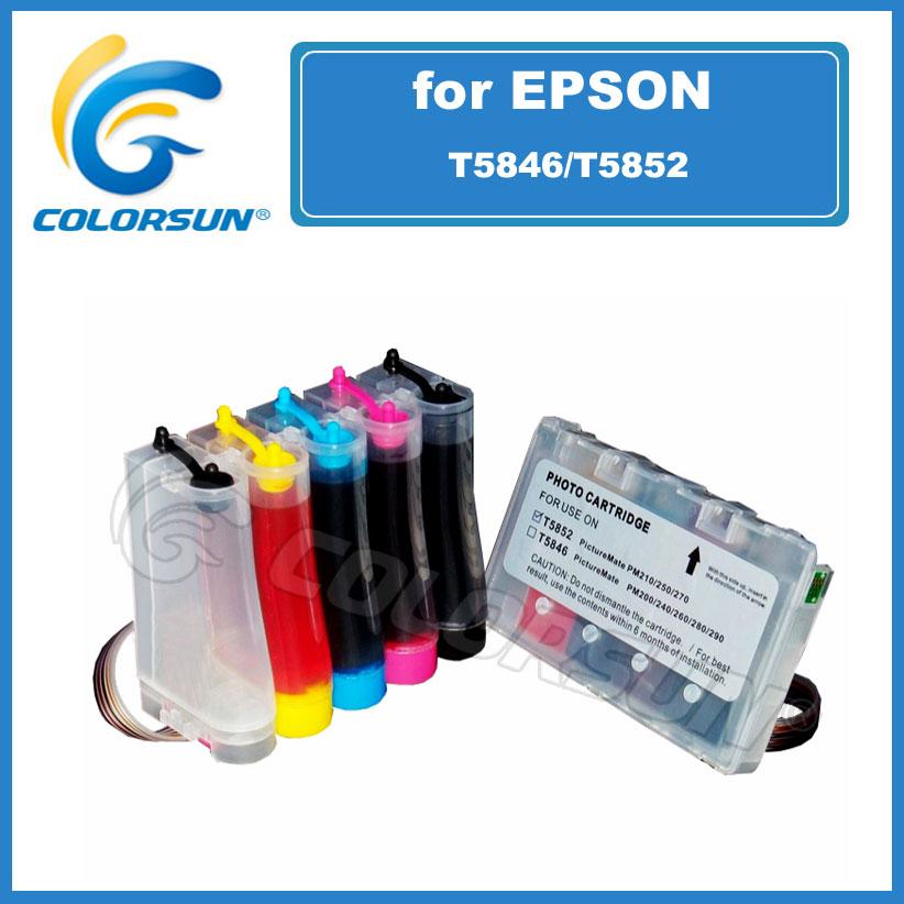 купить Epson чернильные картриджи T557 оптом из китая