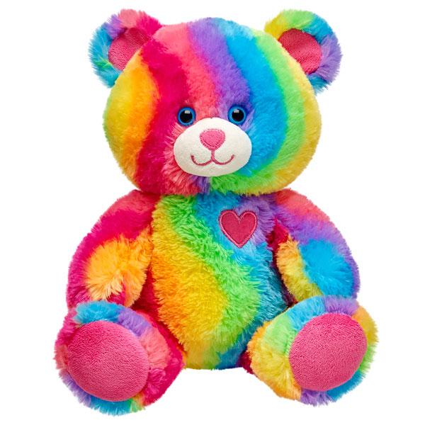 Rainbow Teddy Bear, Rainbow Teddy Bear Suppliers and Manufacturers ...