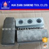 L170 mm diamond fickert abrasive sanding block