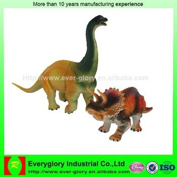 24 Colorful Dinosaur Toys