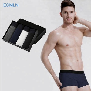 4 Pieces for A Lot Mens Pure Cotton Boxer Shorts with Good Price men boxer man boxers