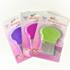 Wholesale promotion high quality head lice nit flea comb