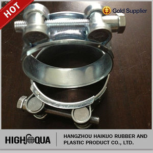 Alibaba Suppliers Green Power Environment Friendly Air Hose Clamp