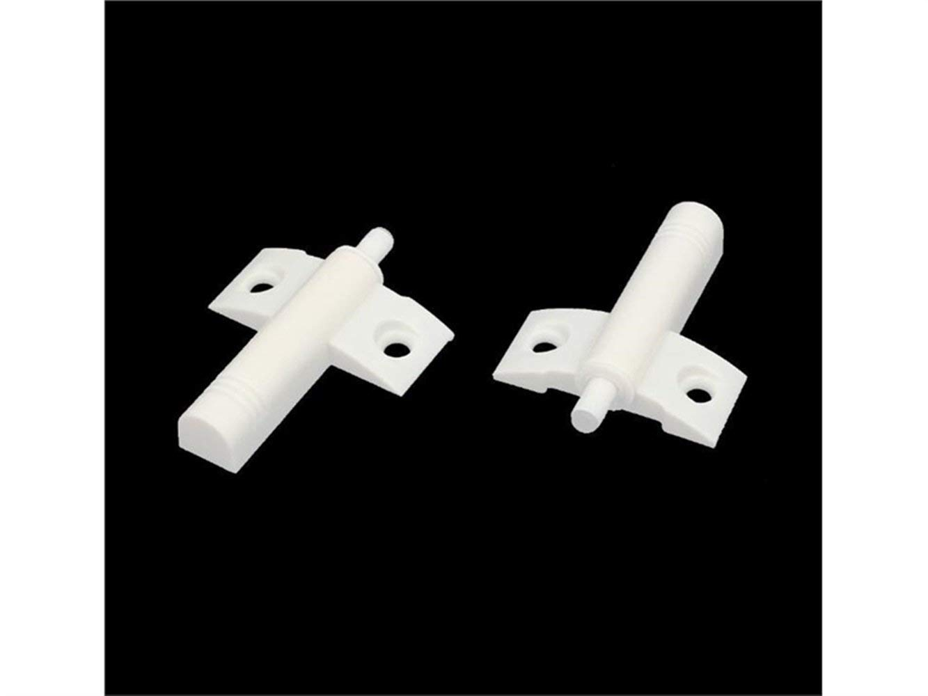 Yuchoi Perfectly Shaped 10 Pcs Kitchen Cabinet Cupboard Door Damper Buffer Soft Closer Shock absorber