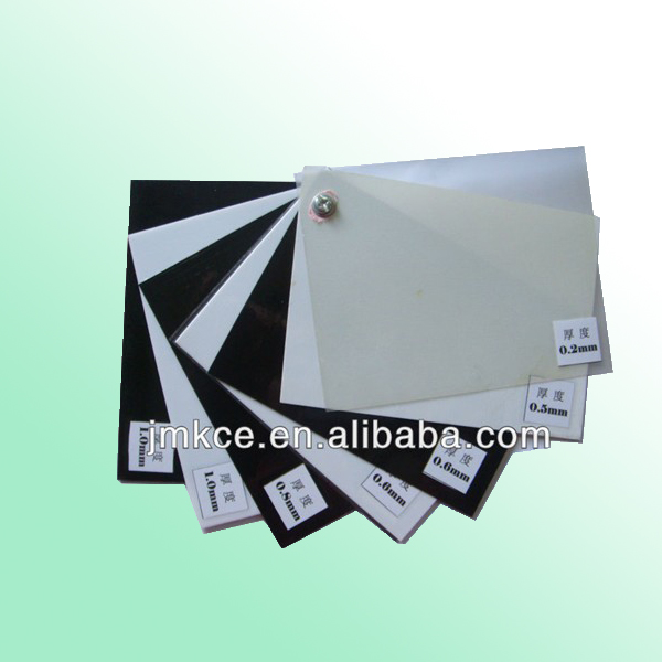 Double-side Self-adhesive Pvc For Album