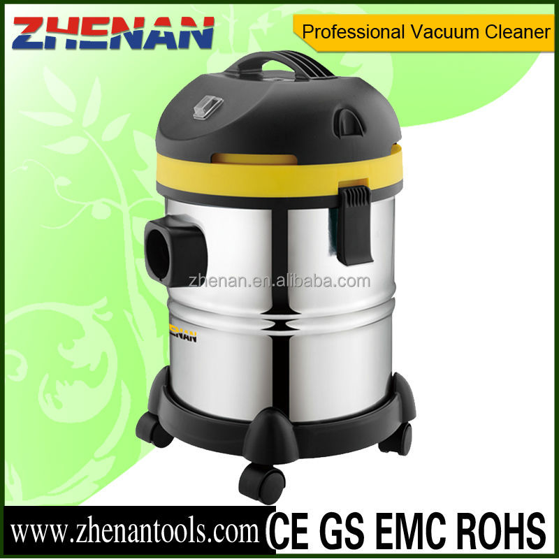 1000/1200W 15L wet and dry vacuum cleaners dust collector 3hp