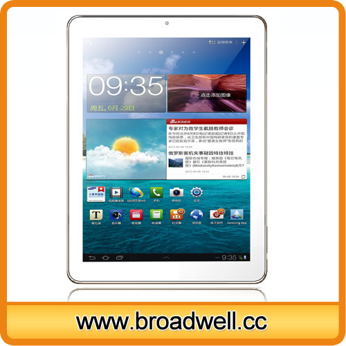 High Quality 9.7 inch Allwinner A20 Dual Core Tablet PC Price China