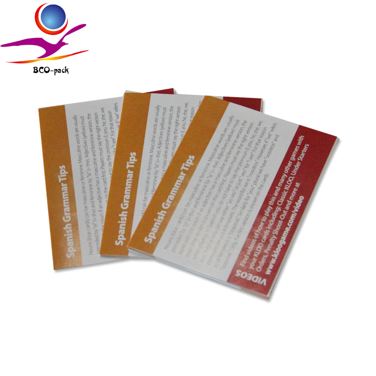 Print Flyers Brochure Printing Service