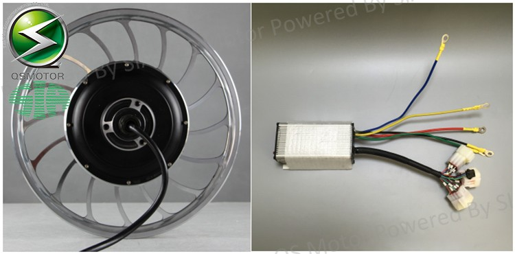QS Motor 20inch 1000w Electric Tricycle kit / Single Shaft Motor kit