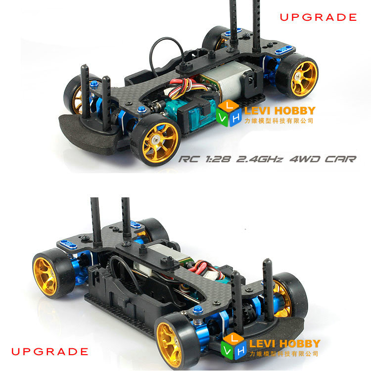 Mini Q High Speed Motor Rc Car Digital Proportional
