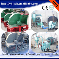 High quality wood shaving machine/sawdust animal bedding wood shaver machinery