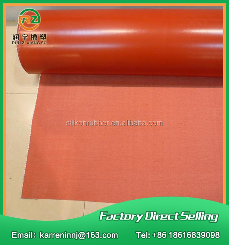 Cheap fabric reinforced rubber sheet, silicone rubber sheet reinforced