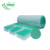 fiberglass filter green and white filter for auto spray booth for paint stop air filter media roll