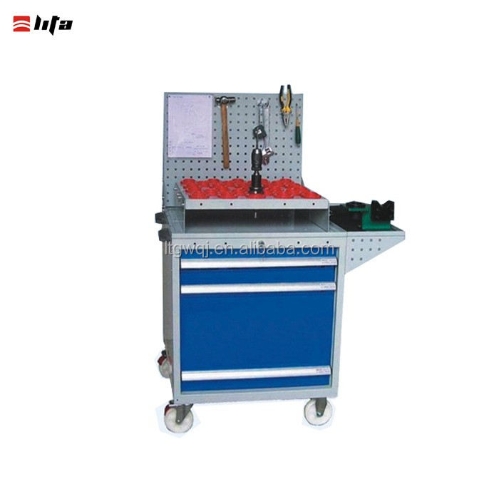 New Style CNC Cutting Tool Cart Use For Knife