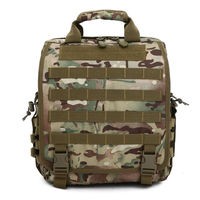 Shoulder sling waterproof travel military bag