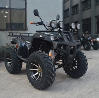 Hot Selling New Design 250cc Quad Wheeler ATV For Adults