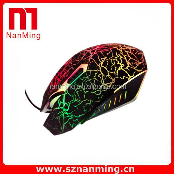 Wholesale High Speed Wired 7D Gaming Optical Mouse