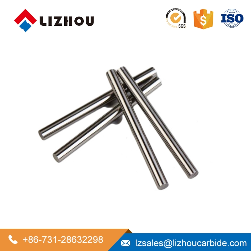 YL10.2 h6 Polished Tungsten Carbide Rods for HRC55 Tool making