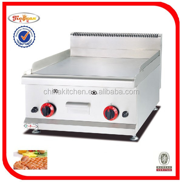 gas teppanyaki grill professional griddle flat gas grill. Black Bedroom Furniture Sets. Home Design Ideas