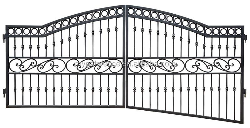 Iron Door Gate Designs Main Entrance Door/metal Gate/steel Gate ...