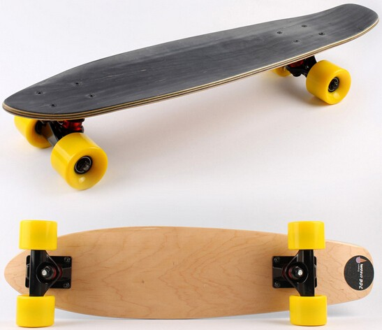 Popular Long board Skate board parts accessories skateboard