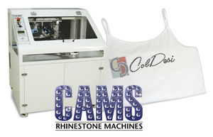 CAMS 1V-6P Automatic Rhinestone Setting Machine