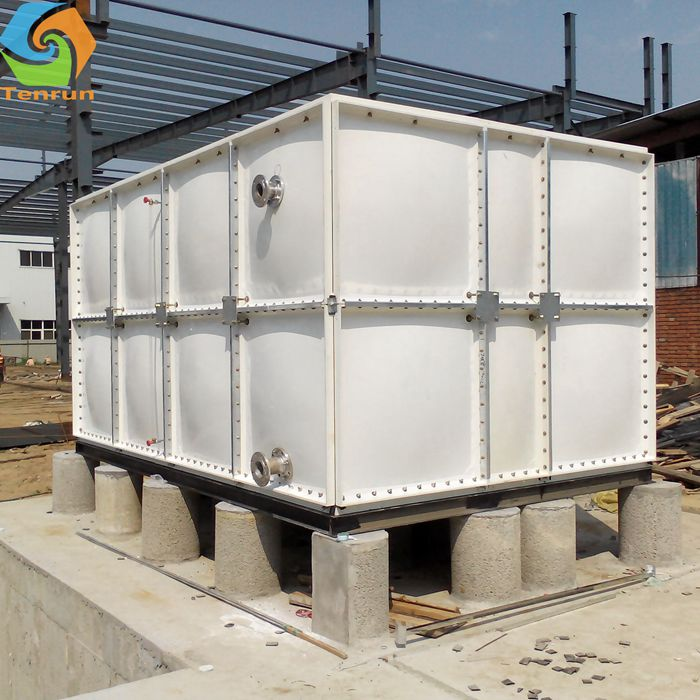 New Technology GRP/FRP water tank malaysia with good faith 20 years factory