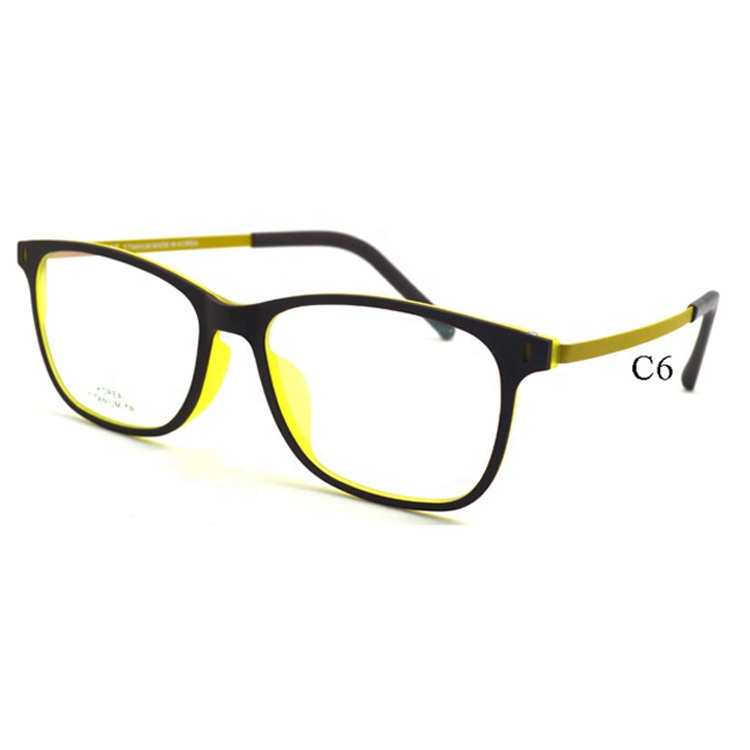 Quality guaranteed customize optical glasses TR 90 eyeglasses with printing free logo by Chinese factory
