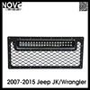 Car Led Grille Light Kit With 20in Light Bar Dual Row For Jeep Wrangler