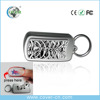 Mini Custom PVC/ABS KeyChain for holidays gifts ,promotional gifts key rings with chain,key chain animals