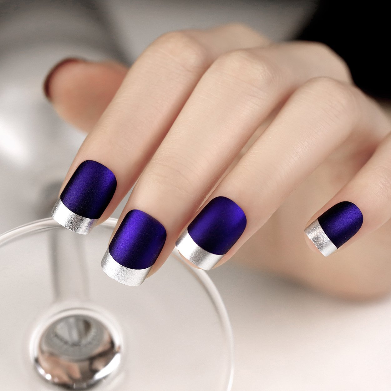 Cheap Blue Silver Nails, find Blue Silver Nails deals on line at ...