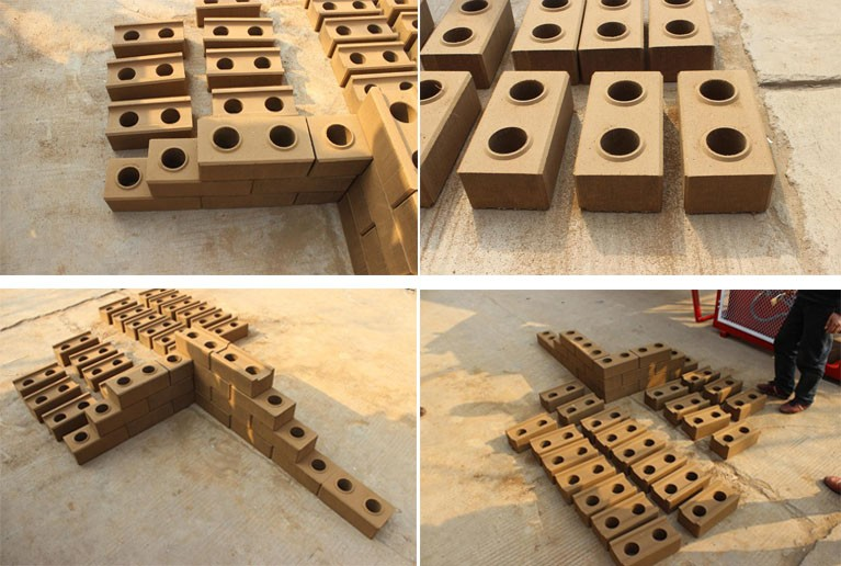 Eco brava 1-25 soil interlocking block moulding machine prices in nigeria
