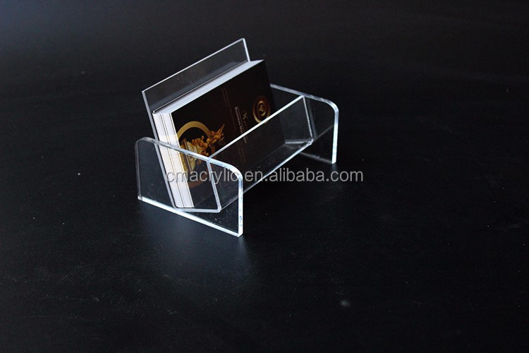 Top Verkauf Kunststoff Acryl Visitenkarte Display Acryl Visitenkarte Halter Acryl Visitenkarte Stehen Buy Acryl Kartenhalter Acryl