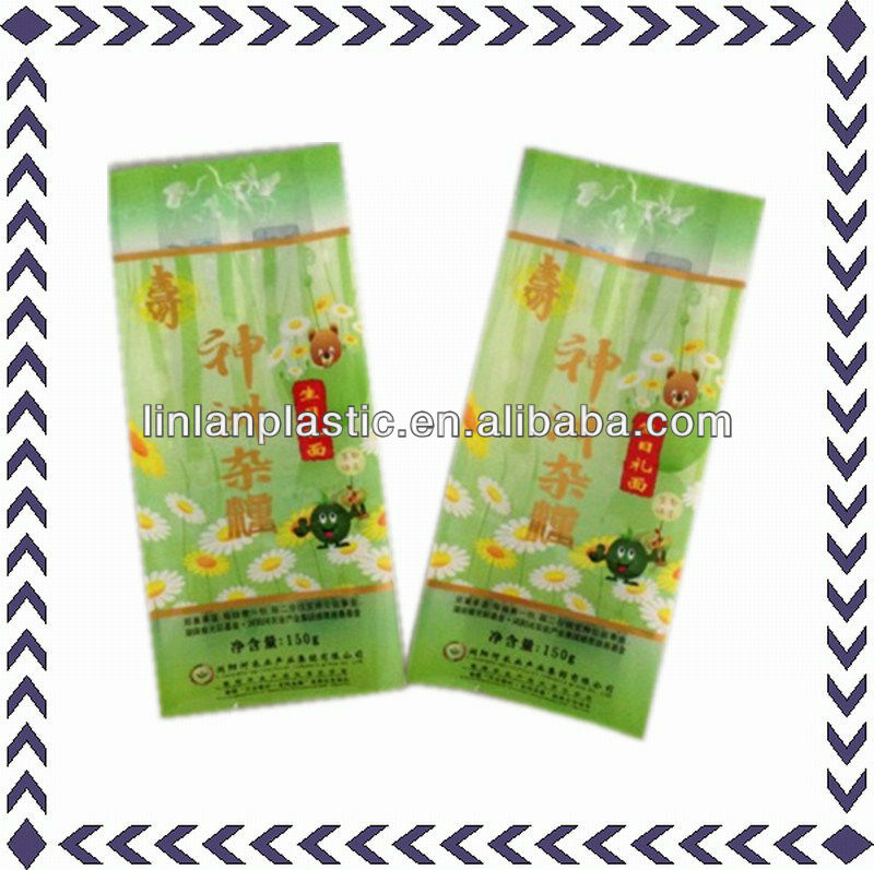 OPP/CPP lamination children birthday noodles food packaging