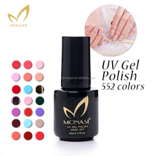Guangzhou supplier 12ml cat eye color gel nail polish