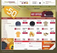 Low Cost E-commerce Website Development