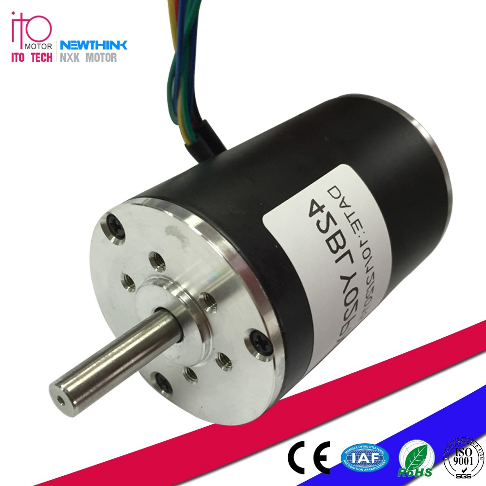 Factory Direct Supply 6 24v Bldc Brushless Dc Motor For