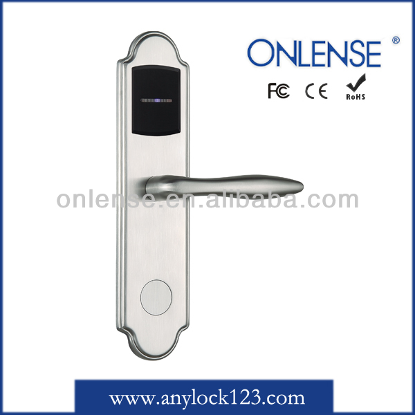 eletronic rfid motel door lock factory since 2001