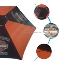 2016 custom handle airvent garden patio parasol umbrella tilt