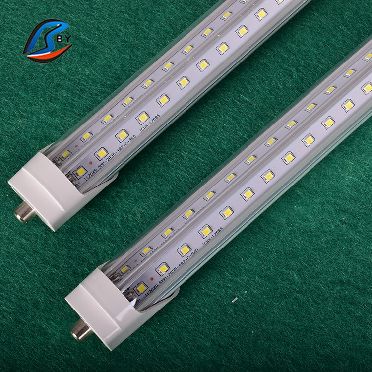 High Bright 2372lm Fa8 Base 2400mm 8ft 60w T8 Led Tube With American Standard