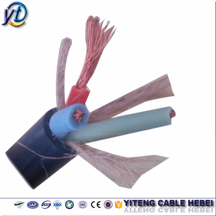 H03rr-f Natural Rubber Electrical Cable For Home Tools - Buy H03rr-f ...